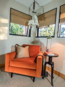orange-living-room-chair