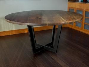 walnut-dining-table-iron-base